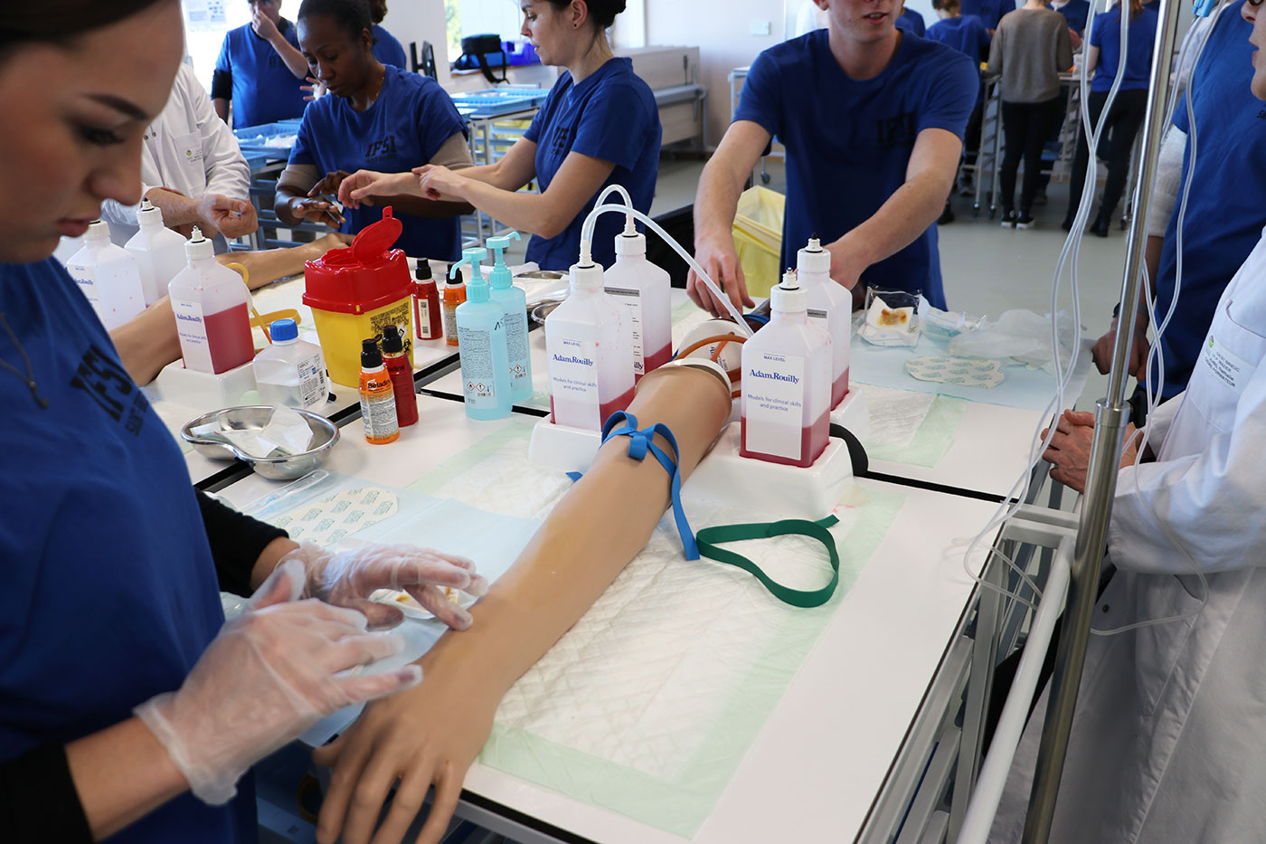 Formation infirmière - IFSI St brieuc