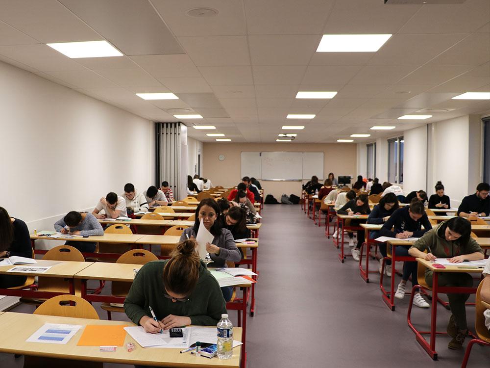 Salles 90 places - IFPS St Brieuc