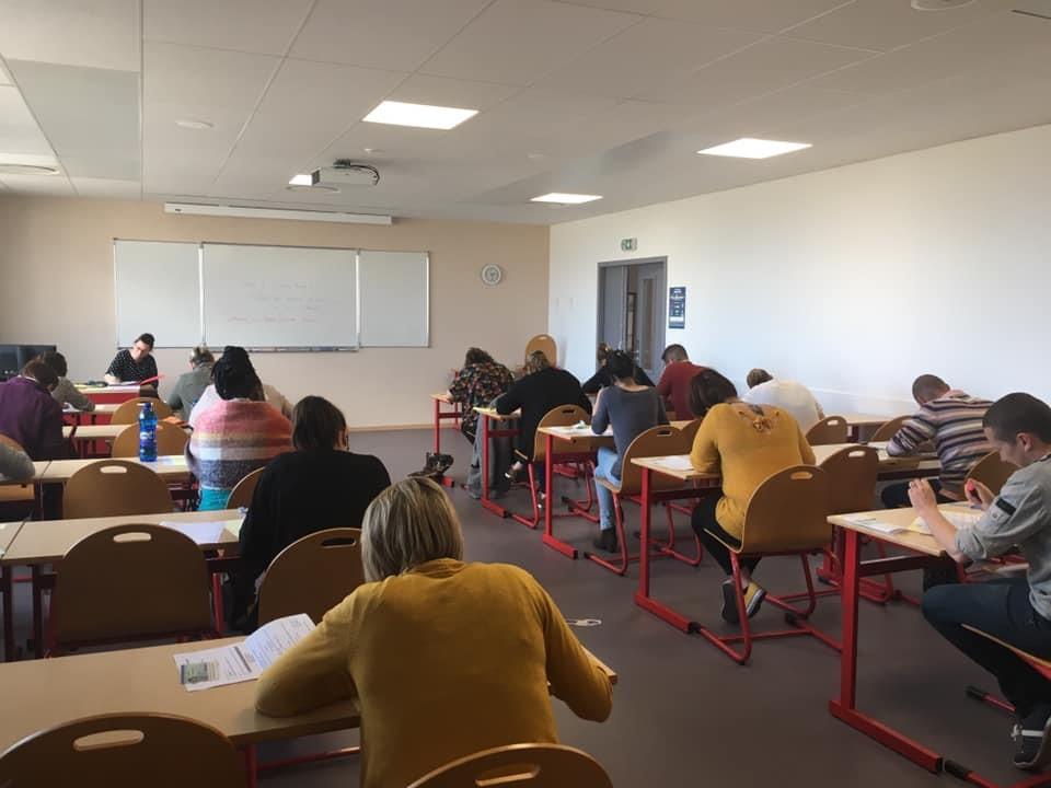 Salles de cours IFPS St Brieuc