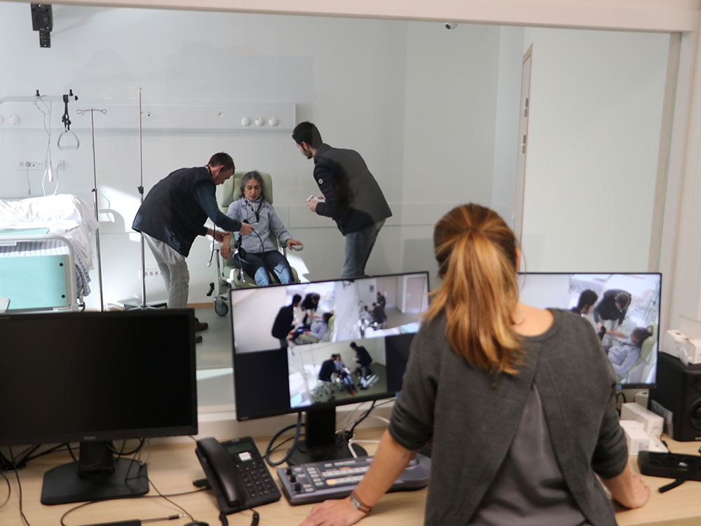 Salles de simulation - IFPS St Brieuc
